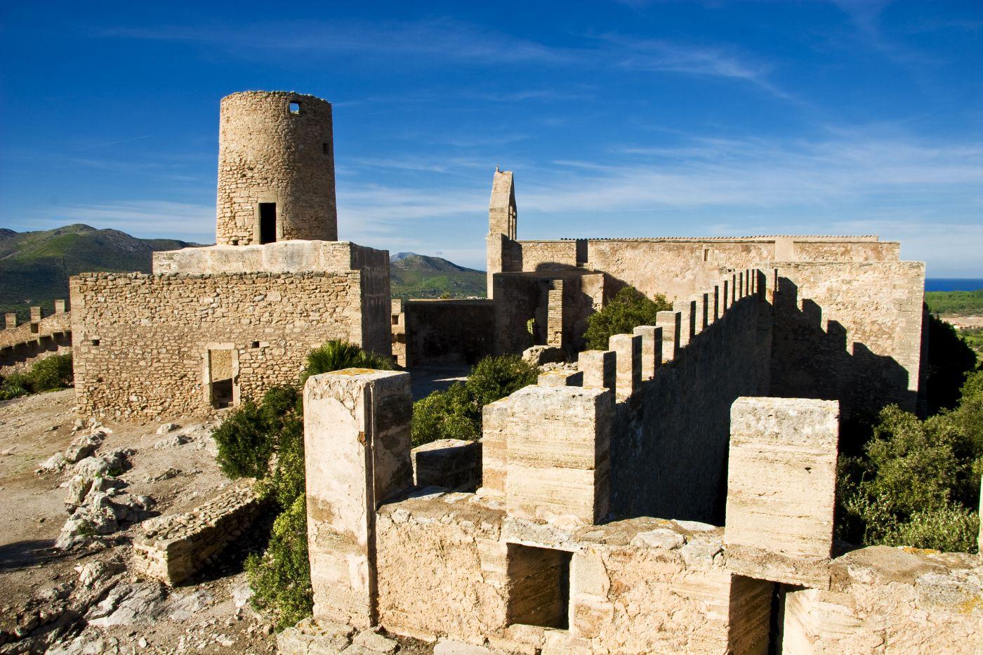Castell de Capdepera  Mallorca